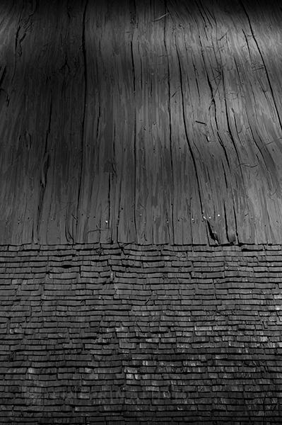 Hiwadabuki roof / ID: IZU-009